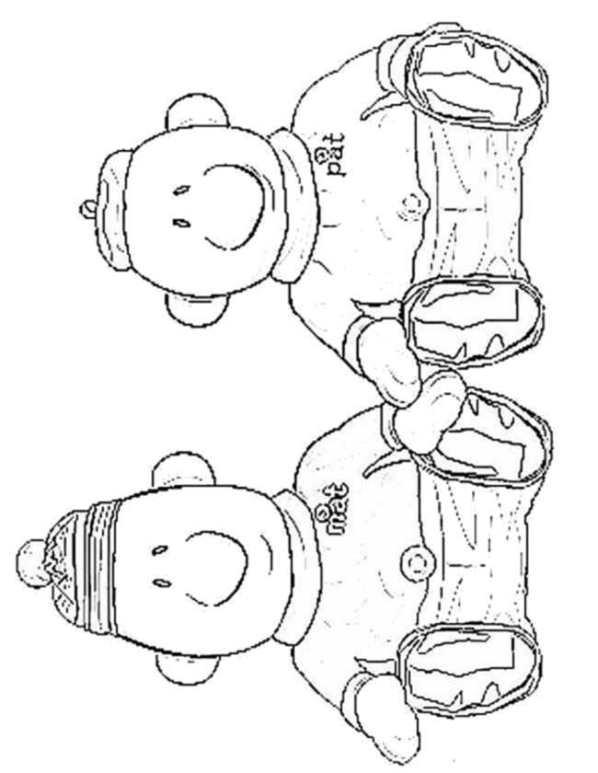 Buurman En Buurman Kleurplaat Verjaardag Buurman En Buurman Kleurplaten 187 Animaatjes Nl