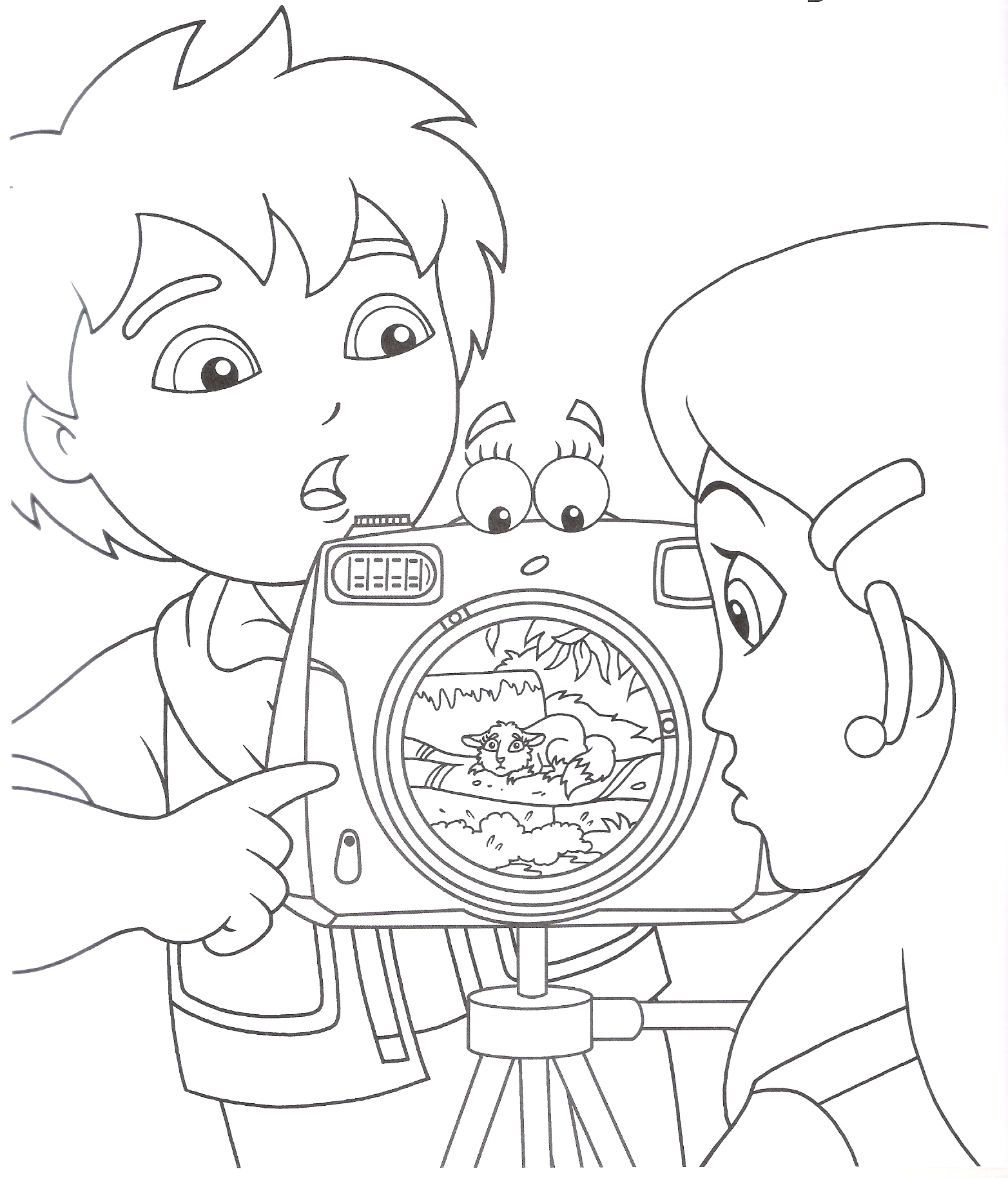 nutcracker suite coloring pages free - photo#21