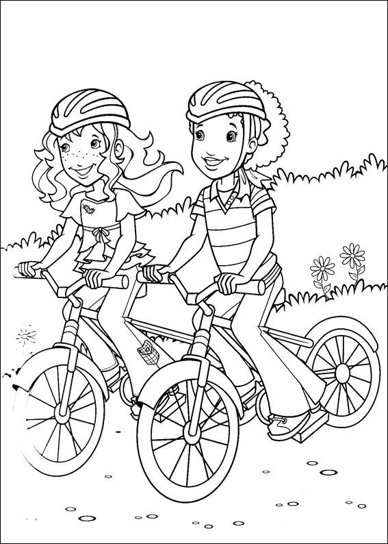 hobbies coloring pages - photo#23