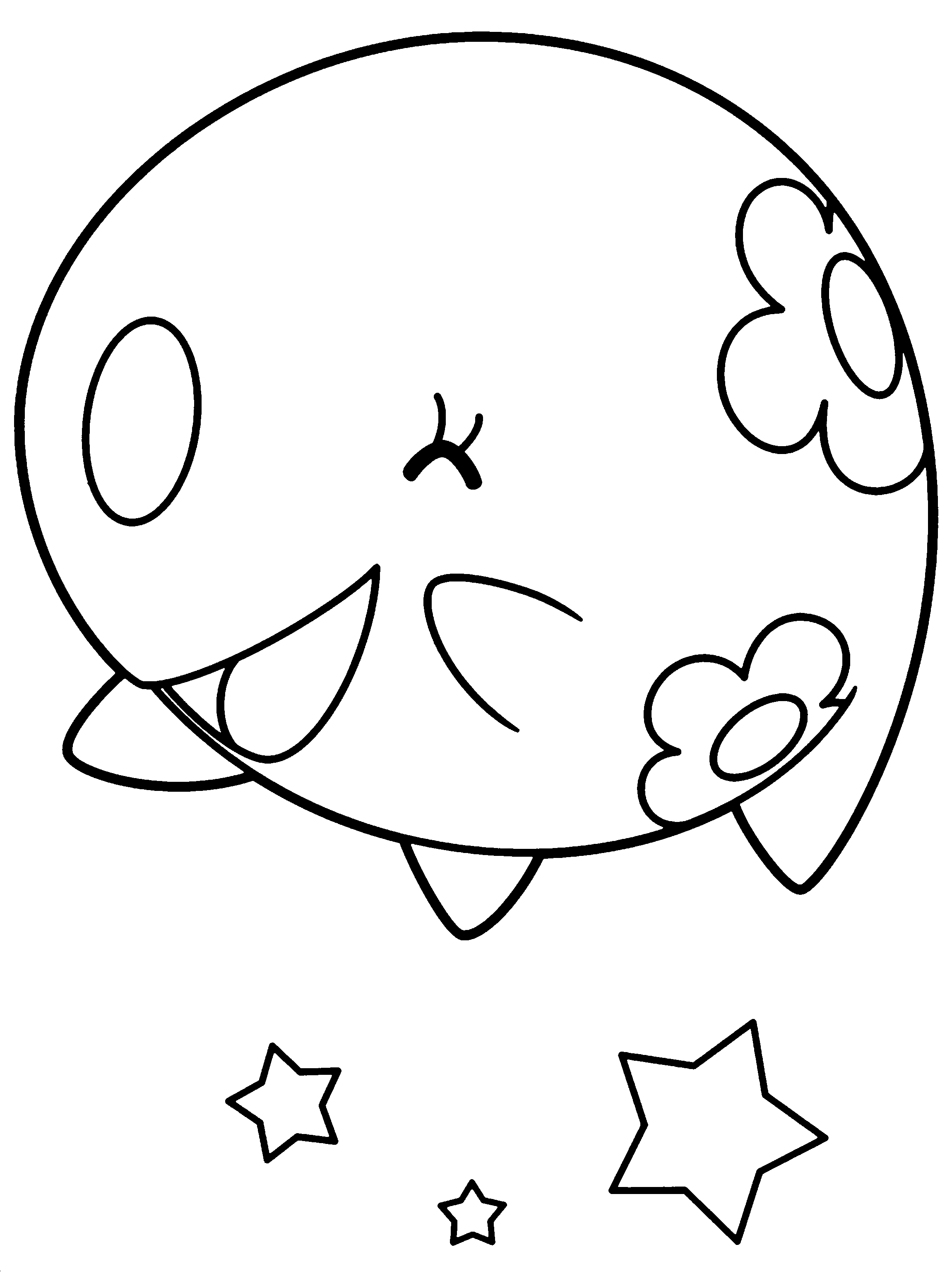 Pokemon Munna Coloring Pages Gallery