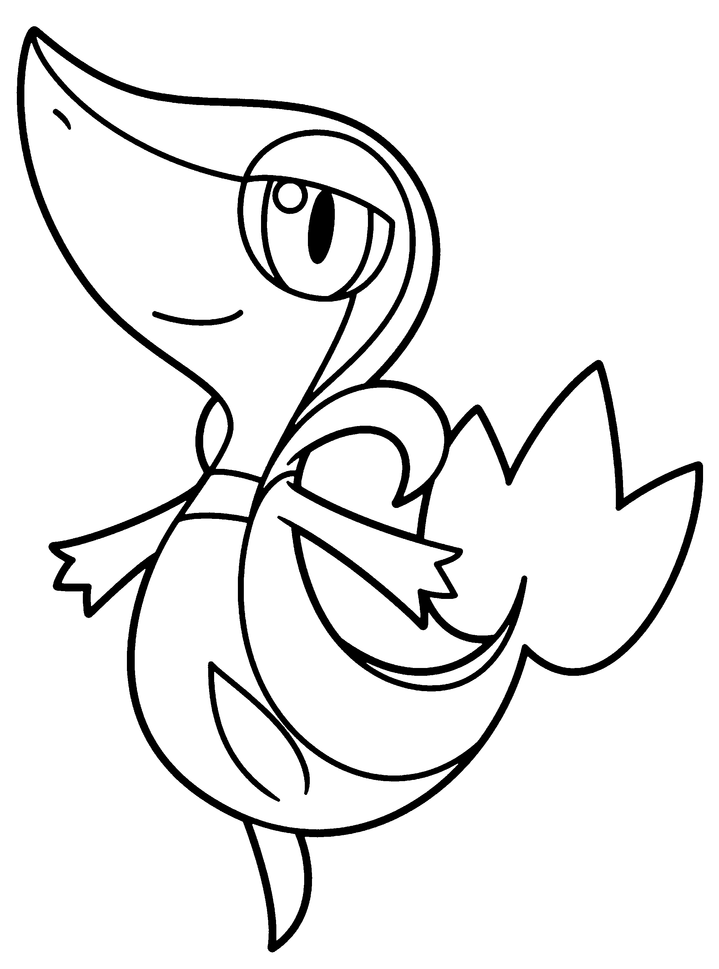 Elegant Kleurplaten Pokemon Black and White