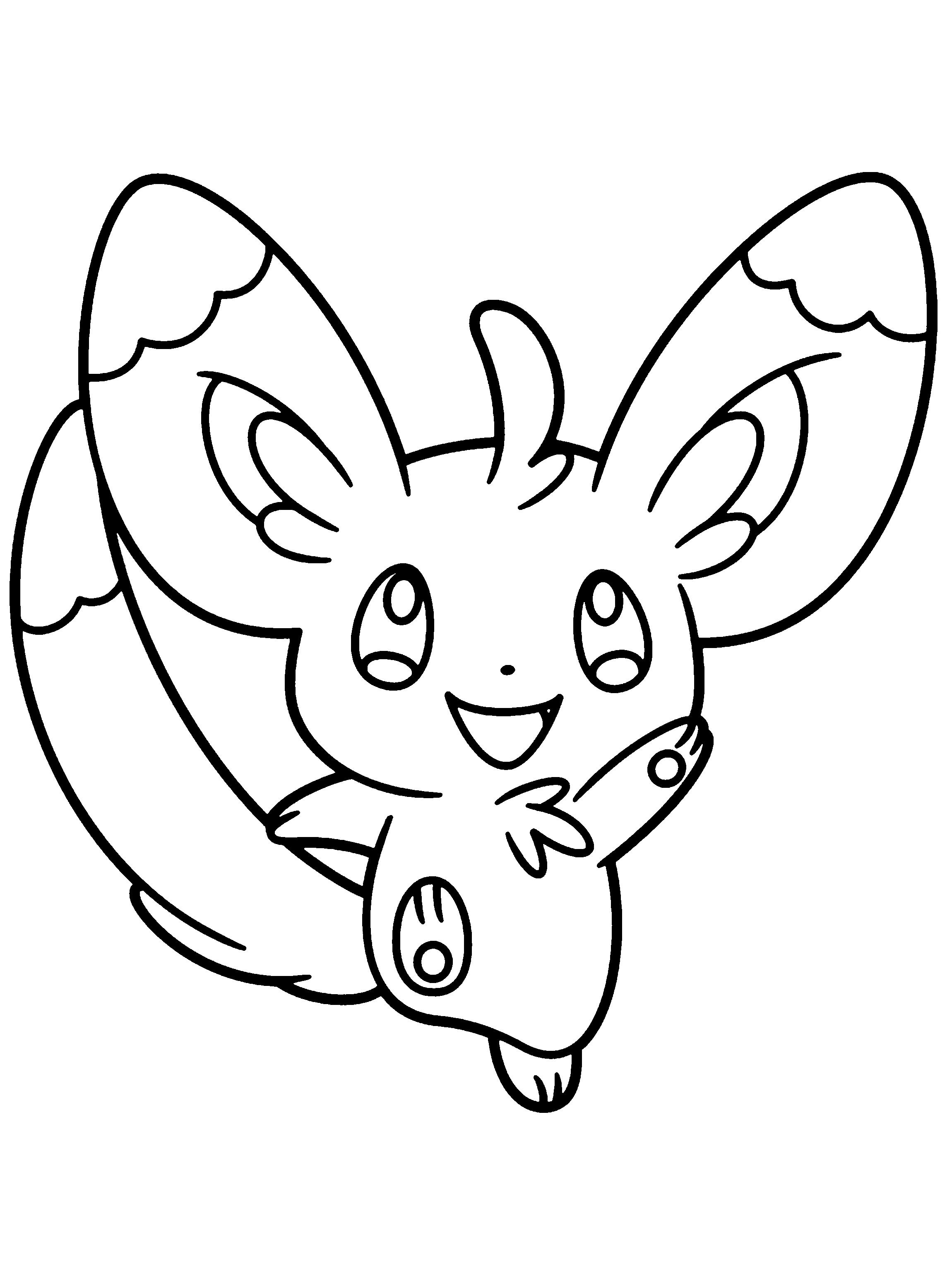Kleurplaten Pokemon Snivy.Pokemon Kleurplaten Snivy Ausmalbilder Pokmon Schwarze Und Weie