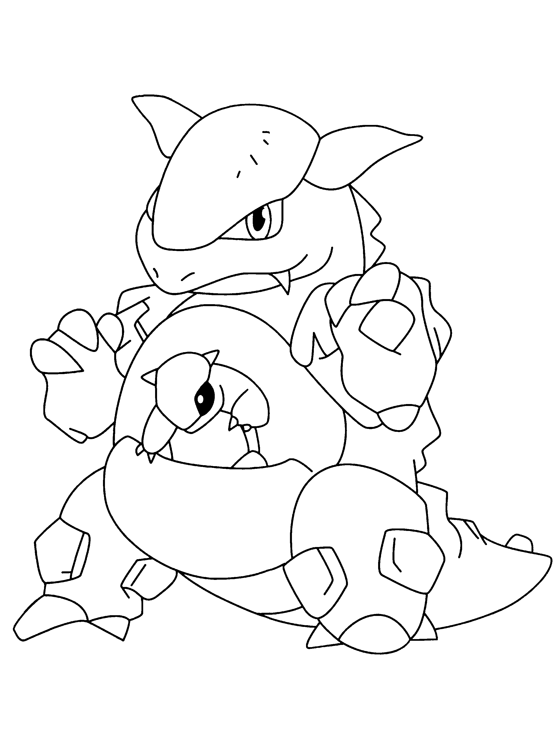 Pokemon Coloring Pages Mega Camerupt Best Ideas For Printable And