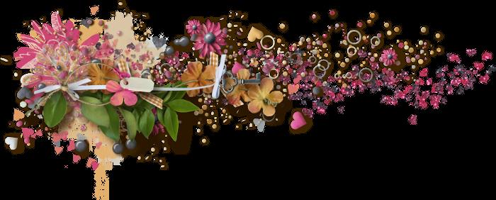 Lijnen bloemen en natuur