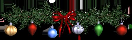 Kerst lijnen - Dessin guirlande de noel ...