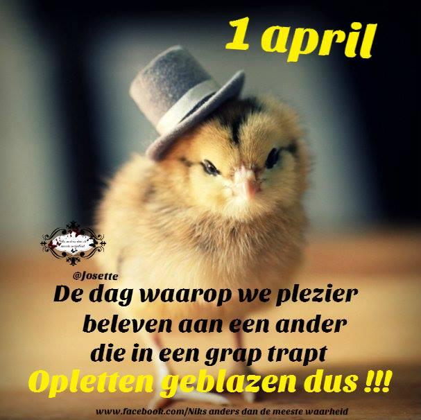 1 April Facebook Plaatjes 187 Animaatjes Nl