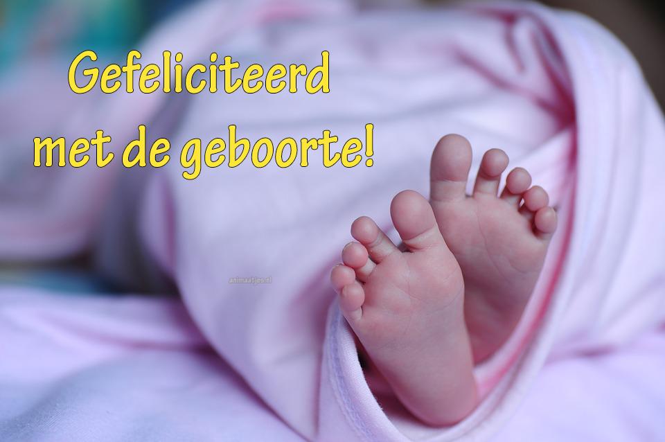 Geboorte Facebook plaatjes Gefeliciteerd met de geboorte