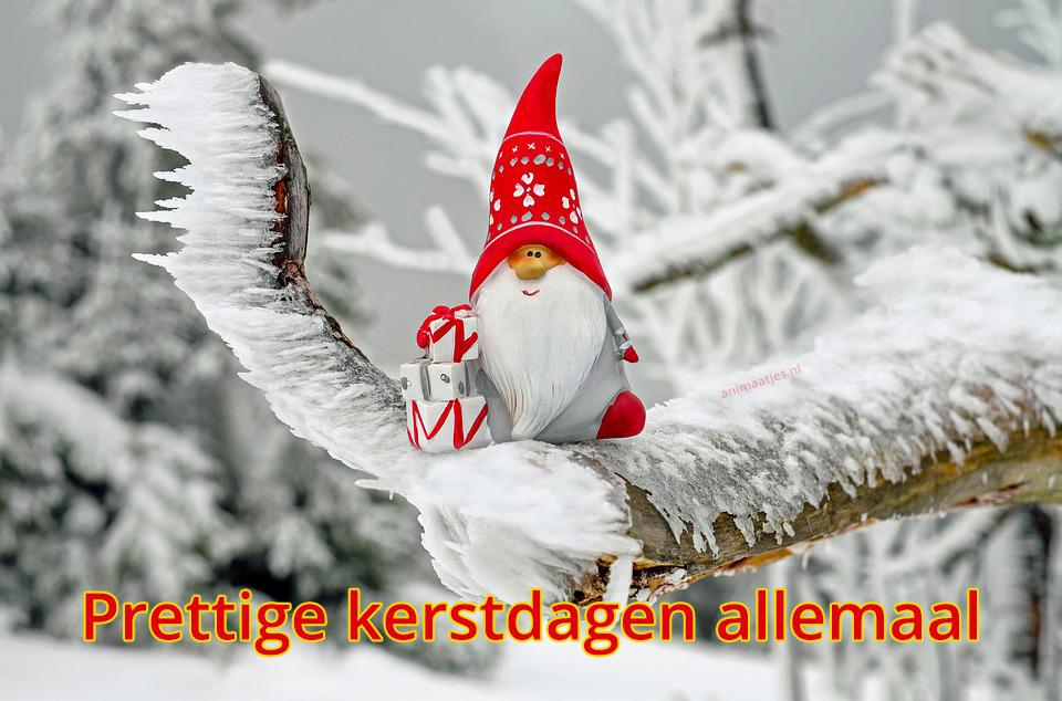 Kerst Facebook Plaatje Fijne Kerstdagen Allemaal