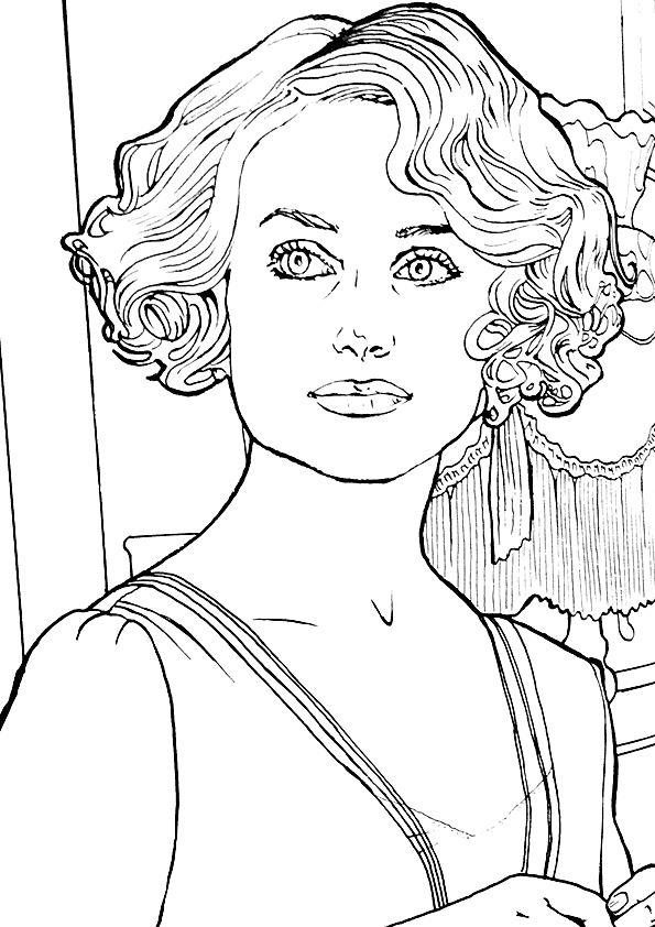fantastic beasts coloring pages free | Fantastic Beasts And Where To Find Them Kleurplaten ...