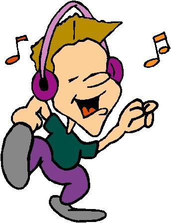 Muziek Luisteren Muziek Plaatjes » Animaatjes.nl
