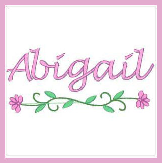 Abigail Naamanimaties