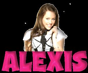 Naamanimaties Alexis