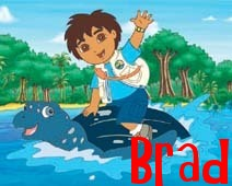 Brad Naamanimaties
