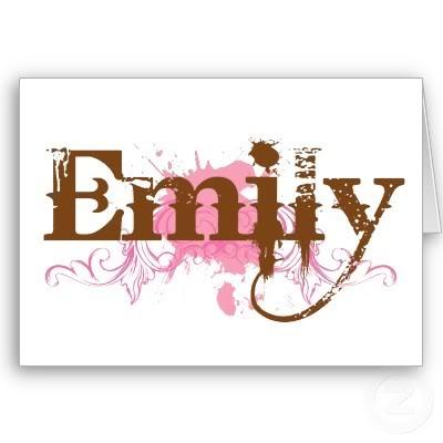 Emily Naamanimaties