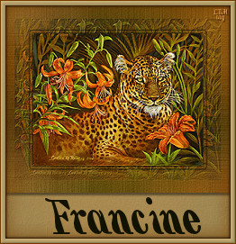 Naamanimaties Francine