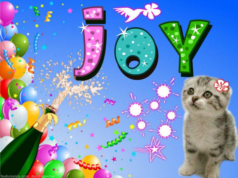 Naamanimaties Joy