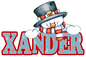 Naamanimaties Xander