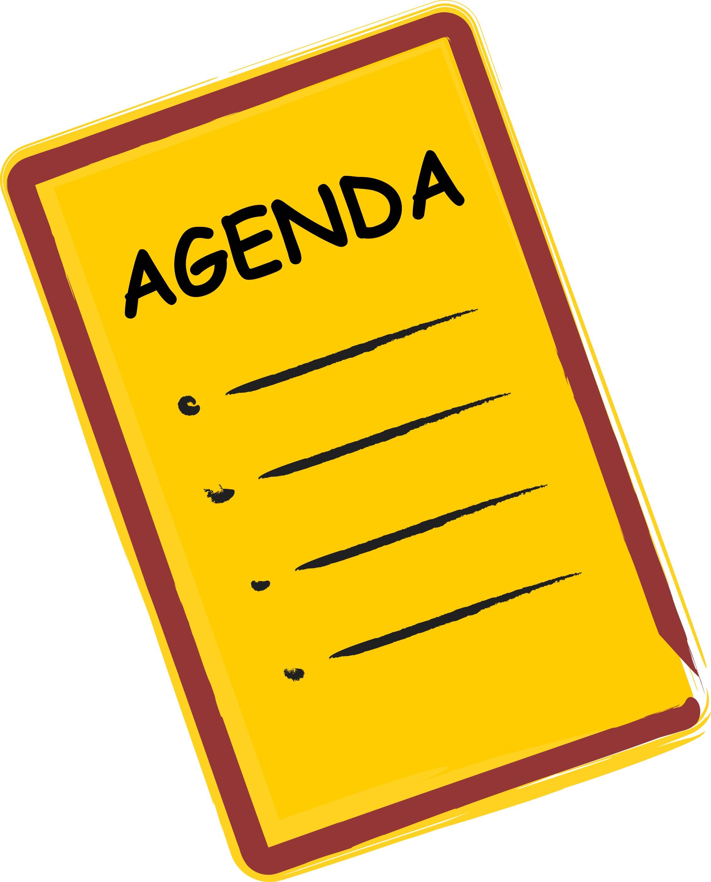 Plaatjes agenda