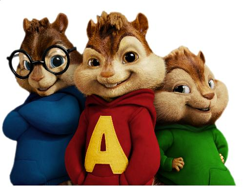 Plaatjes alvin and the chipmunks