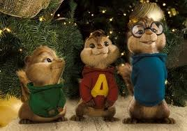 Plaatjes Alvin and the chipmunks Alvin And The Chipmunks Kijken Omhoog