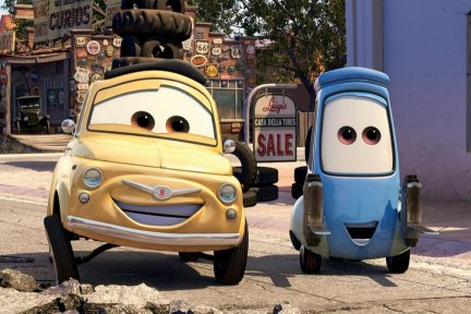 Cars Plaatjes