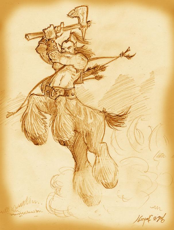 Plaatjes centaur