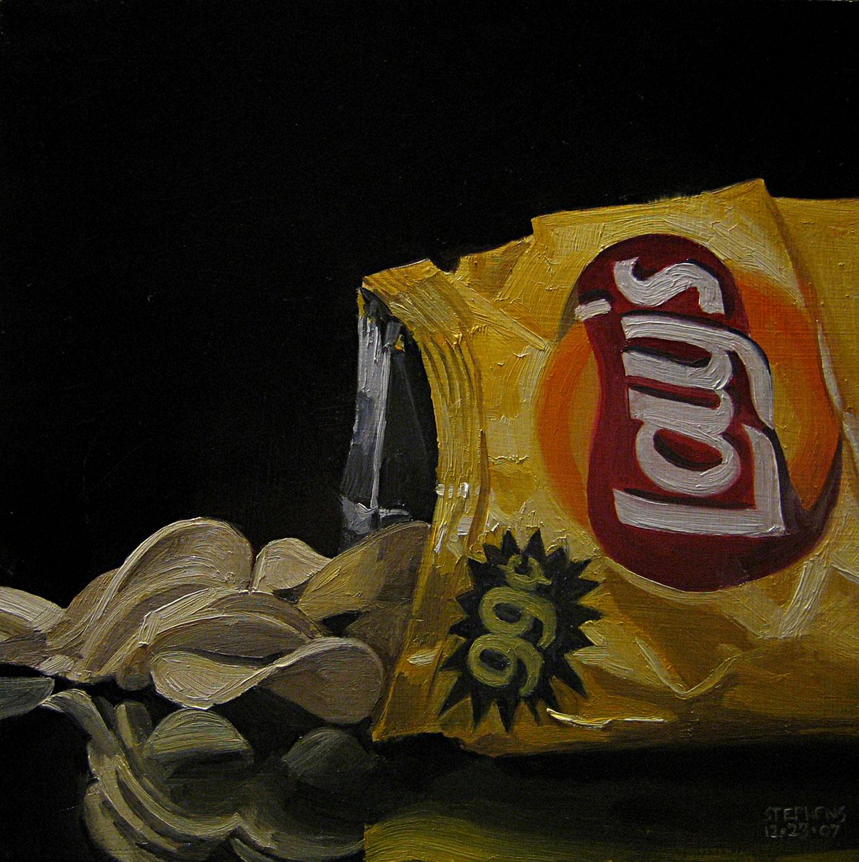 Chips Plaatje 187 Animaatjes Nl