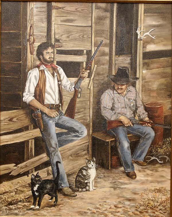 Plaatjes Cowboy