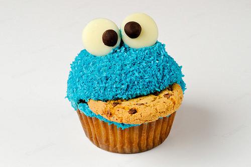 Plaatjes Cupcake