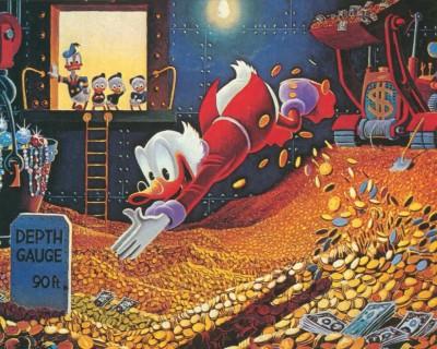 Dagobert Duck Plaatjes Animaatjes Nl