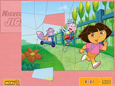 Plaatjes Dora the explorer
