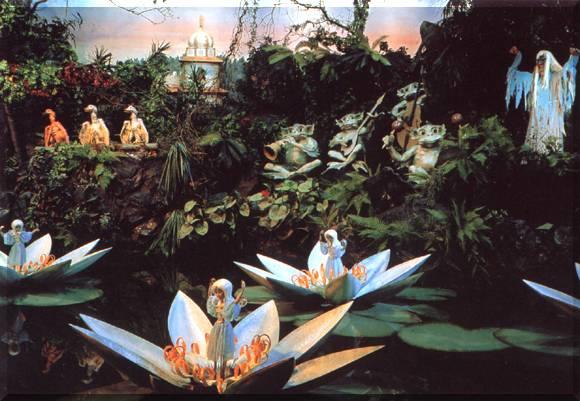 Kleurplaten Waterlelies.Plaatje Efteling Animaatjes Nl