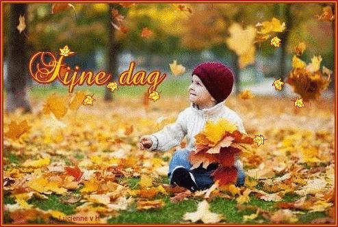 Afbeeldingsresultaten voor Herfst gifjes met fijne dag..