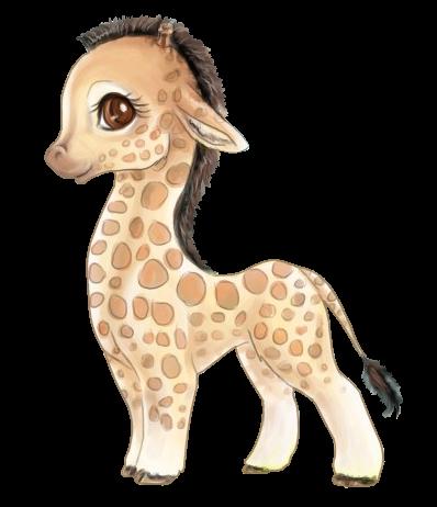 Giraffen Plaatjes
