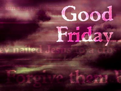 Plaatjes Goede vrijdag