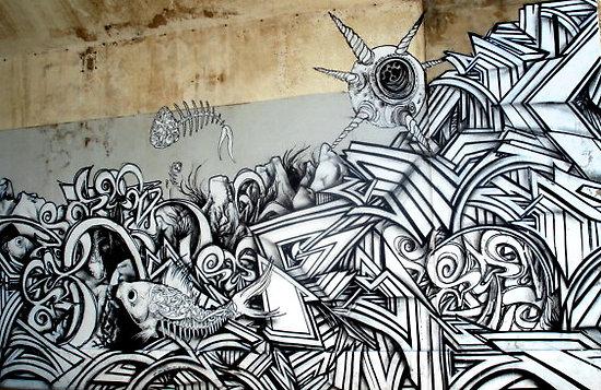 Kleurplaten Van Graffiti.Plaatje Graffiti Animaatjes Nl