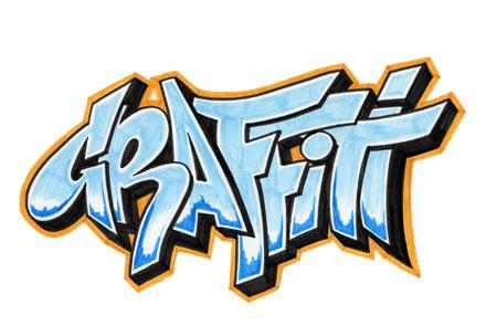 Graffiti Plaatje - Animaatjes graffiti 51227