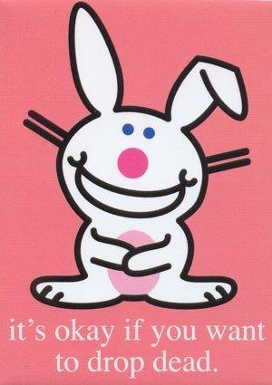 Plaatjes Happy bunny