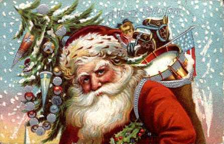 Plaatje Kerst Nostalgie 187 Animaatjes Nl