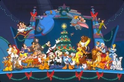 Plaatjes Kerstmet disney