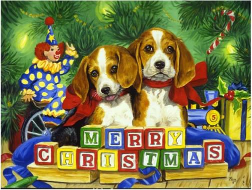 Plaatjes Kerstwensen