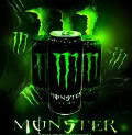 Plaatjes Monster energy