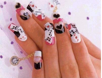 Plaatjes Nail art
