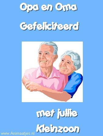 Genoeg Oma Opa Plaatjes en Animatie GIFs » Animaatjes.nl &ER41