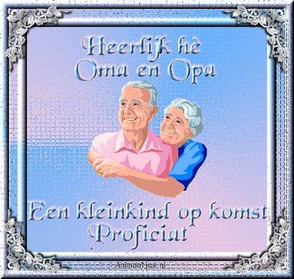 Magnifiek Oma Opa Plaatjes en Animatie GIFs » Animaatjes.nl #XK24