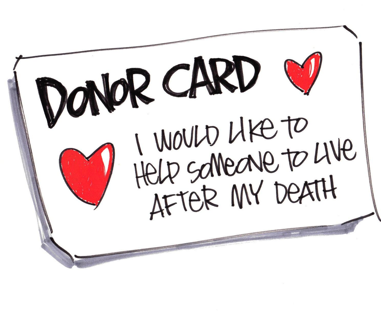 Plaatjes Orgaan donatie