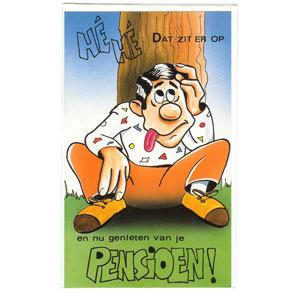van harte gefeliciteerd met je pensioen g67hh: Pensioen van harte gefeliciteerd met je pensioen