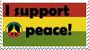 Plaatjes Postzegels peace