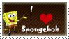 Plaatjes Postzegels spongebob