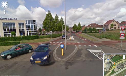 Plaatje rijssen for Huis zichtbaar maken google streetview
